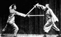 (老照片)真实的民国时期武林宗师们旧影